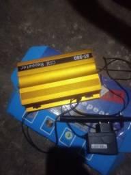 Repidor gsm frequência 850 a 980