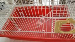 Gaiola de hamster + bola