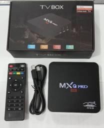 TV Box com programação 1 mês grátis 199,00