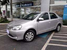 Toyota Etios 1.5 x mecânico