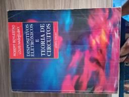 Livro de eletronica R$15,00