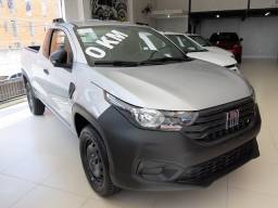 Fiat Strada 2021 1.4 flex manual 0KM
