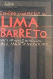 Livro Contos Completos Lima Barreto