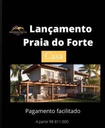 Lançamento de Casas em Praia do Forte