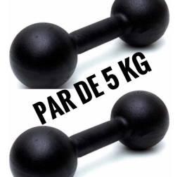 Halter De Ferro 5kg (par)