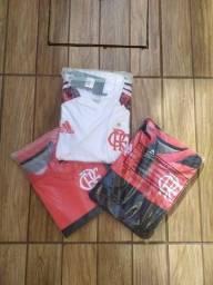 Estoque Renovado Todos os Tamanhos Camisa do Flamengo 2021
