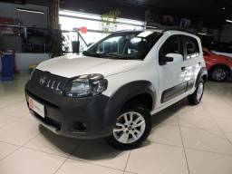 Fiat Uno Evo Way 1.4 8V Flex 2011 4P