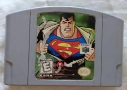 Cartucho Nintendo 64 Superman Americano