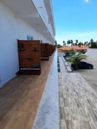 Alugo apartamento estilo flats na praia da tabuba