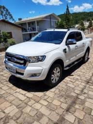 Ford Ranger Limited 3.2 diesel 2017 com apenas 31.000 km
