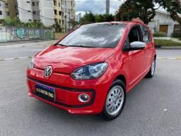 VW Up Red 1.0 Completo revisões na ccs