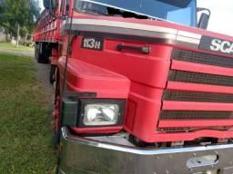 Scania   T  113 H ano 1992  e Randon,graneleira  1992, de 1 * dono file.