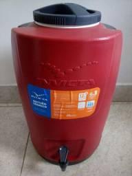 Botijão térmico 12 litros Invicta - novo