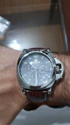 Relógio Masculino Megir Preto