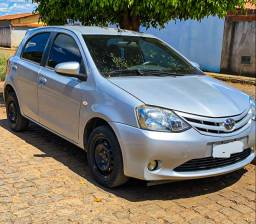 Etios Toyota 1.5 2015