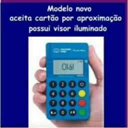 Título do anúncio: Maquininha cartão Mercado Pago Point nfc sem aluguel