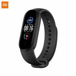 Relógio Smartwatch Xiaomi Mi Band 5 (Novo Original) Com Película Grátis