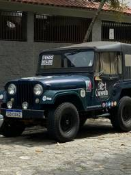 Jeep Willys 1966