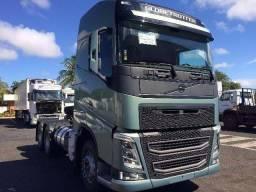 Volvo FH 540 6x4 Blobetrotter Aut Completo 2021