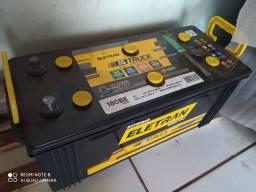 Bateria 180AMP 8 Mês de Garantia