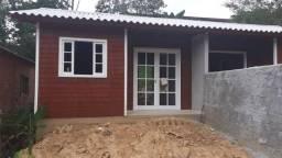 Vendo casa nova possuindo 2 dormitrios no Alto Aririu em Palhoça por apenas 79 mil