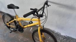 Bicicleta BMX Aro 20 com marcha