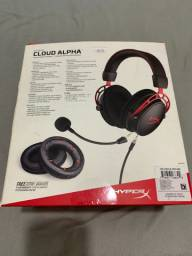 Headset Gamer p/ PC/PS4/PS5/Xbox One X/S/360/Nintendo Switch