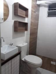 Alugo apartamento mobiliado Monte Castelo