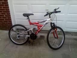 Bicicleta Next 21 marchas