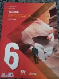 Livro de Geografia