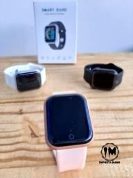 Smartwatch D20 Siga @importamano no Instagram