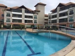 Excelente apartamento duplex no Condomínio Mediterranee no Porto da Dunas
