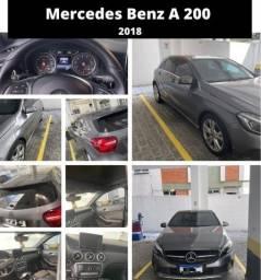 Mercedes Benz Classe A 2018