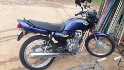 Vendo  Honda cg 125 ano  99