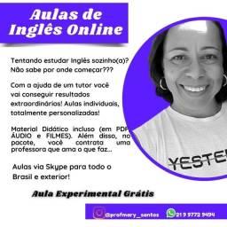 Título do anúncio: Mentoria de Inglês 100% Online!