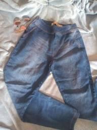 Calça jeans usadas
