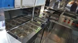 Food Truck 2020 4x2M