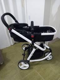 Carrinho de Bebê Mobi Black & White - Safety 1st<br>