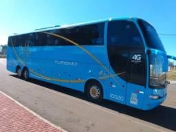 2010 Scania Ônibus marcopolo paradiso 1550 ld scania k380 6x2 só turismo