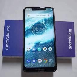 Motorola One (NOVO)Pego ps3 no negócio