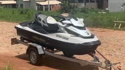 Jet ski Sea Doo GTX 260 Limited ano 2012