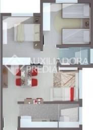 Apartamento à venda com 2 dormitórios em Aberta dos morros, Porto alegre cod:248282