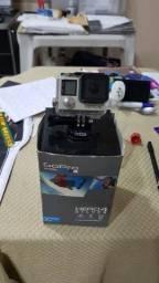 Câmera digital Gopro Hero 4 Silver 4k