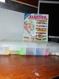 Arte com elásticos (Kit)