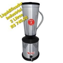 Liquidificador Industrial Vitalex 2 Litros