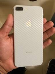 iPhone 8 Plus vendo ou troco em Samsung