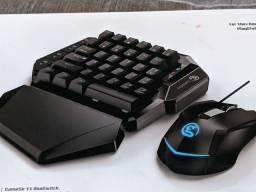 Gamesir VX Teclado e mouse para Xbox One S/X PS4 PS3 Switch e PC