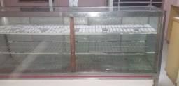 Balcão expositor refrigerado pra padaria