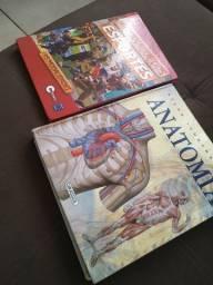 Livros para estudo! 120 os 2!