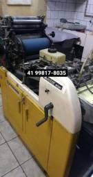 Vendo maquina para Gráfica - Multilith F.8 Ótimo Estado R$ 3.400,00